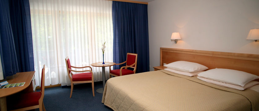 Hotel Jezero, Lake Bohinj, Slovenia - Superior bedroom.jpg